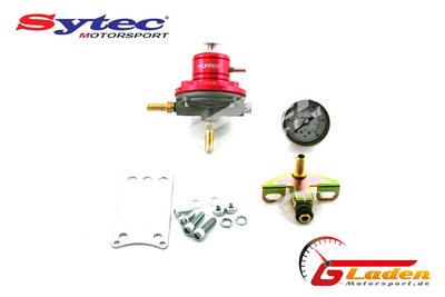 G40 G60 Sytec ( FSE) einstellbarer Benzindruckregler Kit