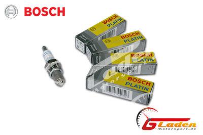 NGK Iridium Zündkerzen BPR7EIX (NGK 4055) ersetzt die Bosch Platin Zündkerzen W5DP0