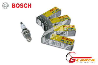 Bosch Platin Zündkerzen W6DPO