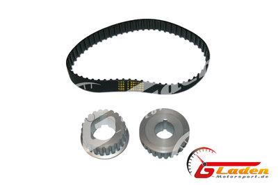 G40 / G60 RS Zahnriemenantrieb Kit 16mm breit