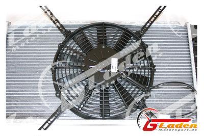 G60 Wasserkühler (580mm) Kit mit Spal Hochleistungsventilator