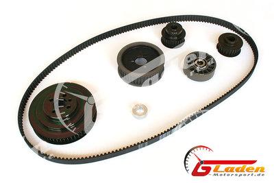 G60 HTD Zahnriemenantrieb