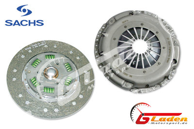 SACHS Performance Kupplungssatz Organisch GTI G60 16v VR6 TDI