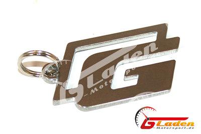 Golf Schlüsselanhänger im G-Design