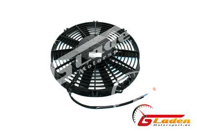 Spal 12V Motorsport Lüfter D=310mm 1280m³/h saugend VA09-AP8/C-27A