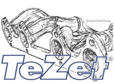 Original TeZet Fächerkrümmer VW Golf II G60